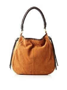 Linea Pelle Women's Willow Native Shoulder Bag (Whiskey)