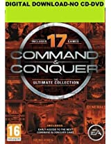 Command & Conquer Ultimate Collection (PC Code)
