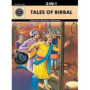 Tales of Birbal: 3 in 1 (Amar Chitra Katha)
