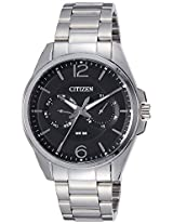 Citizen Analog Black Dial Men's Watch - AG8320-55F