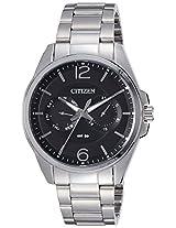 Citizen Analog Black Dial Men's Watch - AG8320-55F