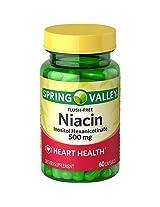 Spring Valley Dietary Supplement Niacin