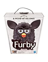 Furby 2012 Black With Aa Batteries
