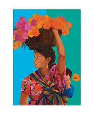 PlatinArt Cuadro Guatemala 70 x 100