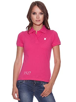 Polo Club Poloshirt Indian River (Fuchsia)