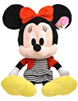 Disney Minnie Monochrome, Red/Black/Yellow (24-inch)