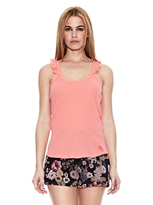 Pepe Jeans London Camiseta Gladis (Rosa Claro)