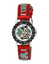Disney Analog Multi-Color Dial Children's Watch - 3K1552U-MK-016RD
