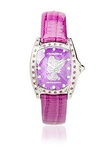 Hello Kitty Purple Stainless Steel Watch