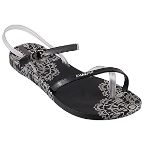 IPANEMA 143 80838 Black Sandals