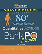 80 + Practice sets of Quantitive Aptitude for Bank PO Exams