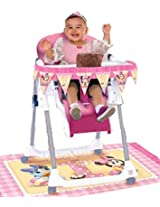 Minnie's 1st Birthday High Chair Decoration Kit