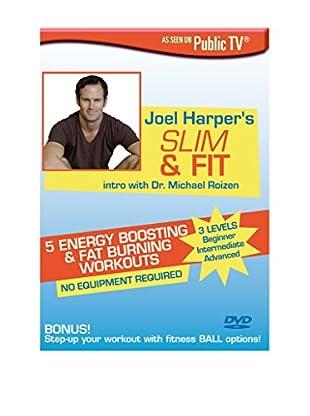 Joel Harper Fitness Slim & Fit DVD
