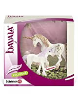 Schleich Unicorn Family Scenery Pack