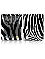 Apple iPad 2 Decal Skin - Zebra Print