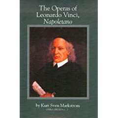 The Operas Of Leonardo Vinci, Napolitano (Opera Series)