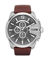 Diesel Chi Chronograph Grey Dial Men's Watch - DZ4290I