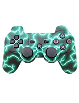 Yanx Wireless Bluetooth Double Vibration Gamepad Game Gaming Controller For Ps3 (Lightning)