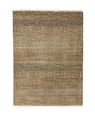 RugSense Alfombra Grass Marrón 122 x 82 cm