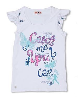CKS Kids Camiseta Holmes (Blanco)