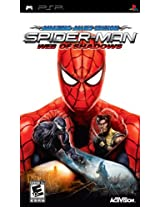 Spider Man: Web of Shadows (PSP)