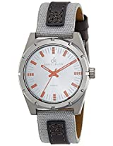 Daniel Klein Analog Grey Dial Women's Watch - DK10351-4