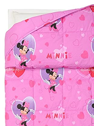 Disney Steppdecke Minnie Heart