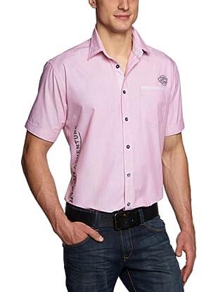 Tom Tailor Camisa Print (Rosa)