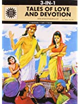Tales of Love and Devotion: 3 in 1 (Amar Chitra Katha)