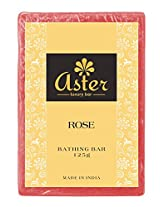 Aster Luxury Rose Handmade Soap - Set of 12