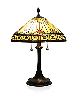 Dale Tiffany Kenelm Mica/Tiff Table Lamp