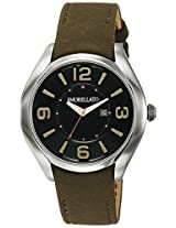 Morellato Analog Black Dial Men's Watch-R0151104002