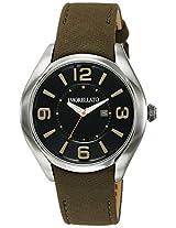 Morellato Analog Black Dial Men's Watch-R0151104002