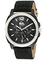 Quiksilver Analog Black Dial Men's Watch - QS-1004-BKTI