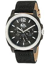 Quiksilver Analog Black Dial Men's Watch - QS-1004-BKTI