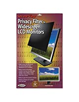Kantek Secure-View Blackout Privacy Filter fits 19-Inch Widescreen LCD Monitors (Measured Diagonally - 16:10 Aspect Ratio) (SVL19.0W)