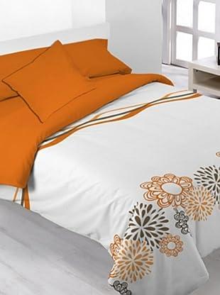 Masm rebajas ropa de cama art experience hasta el domingo 27 - Funda nordica naranja ...
