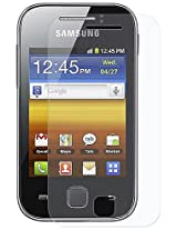 Amzer AMZ94107 Screen Protector with Cleaning Cloth for Samsung Galaxy Y S5360
