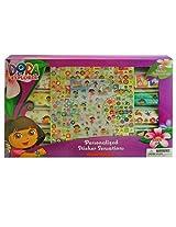 WeGlow International Dora the Explorer Sticker Mania