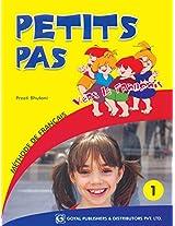 Petits Pas 1 Textbook with CD