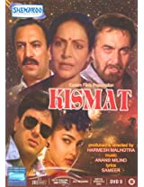 Kismat - (DVD/Hindi Film/Indian Cinema/Bollywood/Govinda)