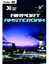Airport Amsterdam (Add-on Only) Requires X Plane 10 (PC)