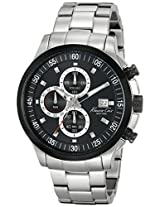 Kenneth Cole  Analog Black Dial Men's Watch - IKC9384