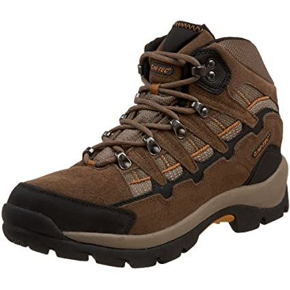 Hi Tec Mens Natal Mid Wp Light Hiking Shoe