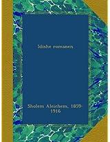 Idishe romanen
