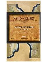 Sails of Glory - Terrain Pack Coasts & Shoals Board Game