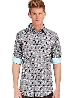 Custo Camisa Simon City (Topo)