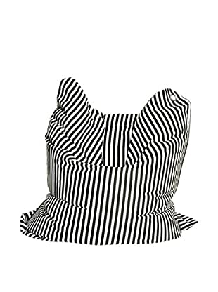Sitting Bull Sitzsack Sitting Bull Fashion Bull schwarz/weiß