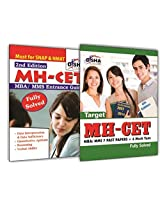 Crack MH-CET (MBA/ MMS) Entrance Exams (Guide + Past Papers + Practice Set)