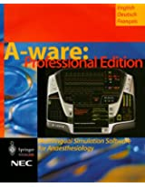 A-ware: Professional Edition: Multilingual Simulation Software for Anaesthesiology (English, Deutsch, Francais)